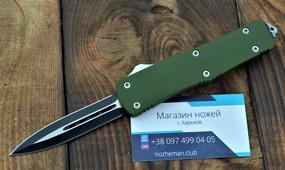 Тактический выкидной нож Microtech Warrior