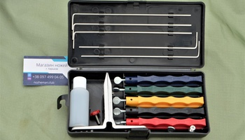 Точилка Molibao Deluxe Diamond Knife Sharpening System