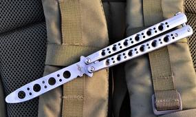 Тренировочный нож бабочка The One BM40