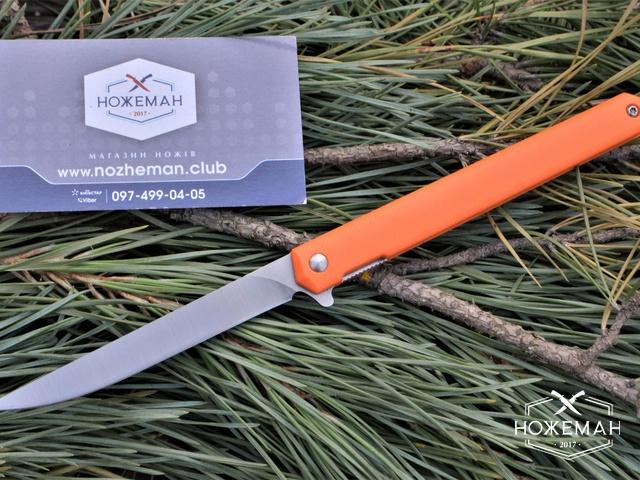 Туристический нож Fisherman Slim Flipper TC027