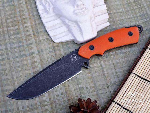 Туристический нож LW Knives Large Fixed Blade