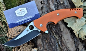 Туристический нож Spyderco Mamba C196