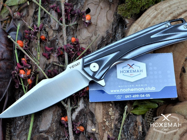 Туристический нож Y-START LK5021
