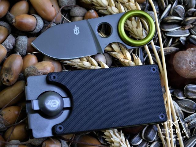 Нож Gerber GDC Money Clip