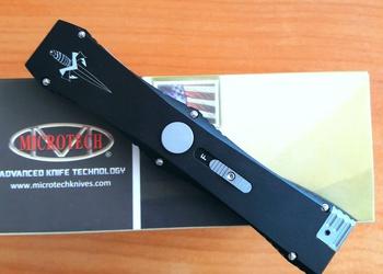 Выкидной нож-реплика Microtech Marifone Custom Nemesis видео обзор