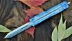 Выкидной фронтальный нож Microtech Ultratech Spartan blade