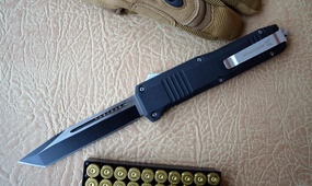 Выкидной нож Benchmade Turmoil tanto