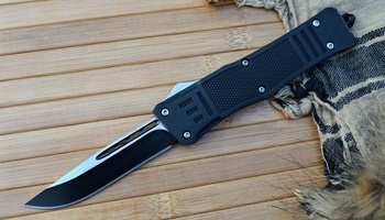 Выкидной нож Microtech S/E
