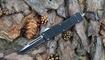 Выкидной нож Microtech Combat Troodon tanto black