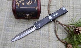 Выкидной нож Microtech Marifone Custom Nemesis
