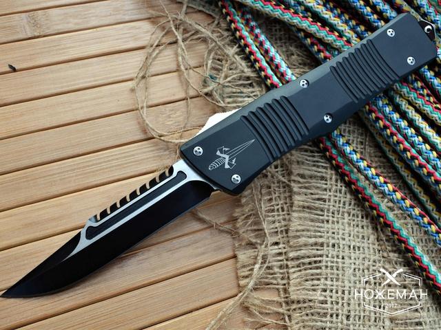 Выкидной нож Microtech