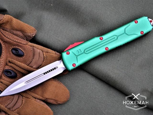 Выкидной нож Microtech Ultratech Bounty Hunter
