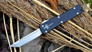 Фронтальные автоматические ножи Microtech купить в Украине