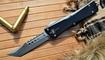 Выкидной нож Microtech UTX-85 Hellhound Tanto